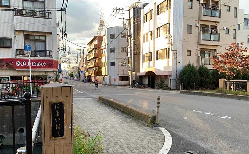 新曽新田口商店会